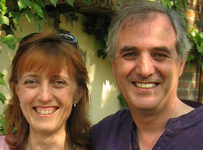 Mari Mar y Eduardo: monitores de Yoga Ocular