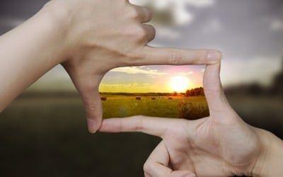 Mejorar la vista por medios naturales