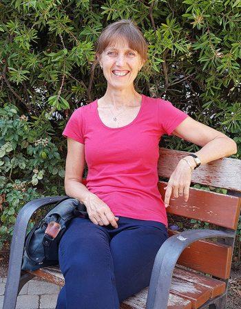 Marimar García: monitora de Yoga Ocular Madrid